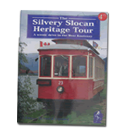 Silvery Slocan Heritage Tour Guidebook