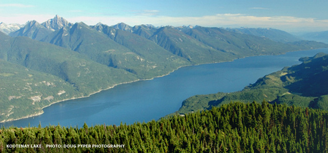 Kootenay Lake | photo: Doug Pyper
